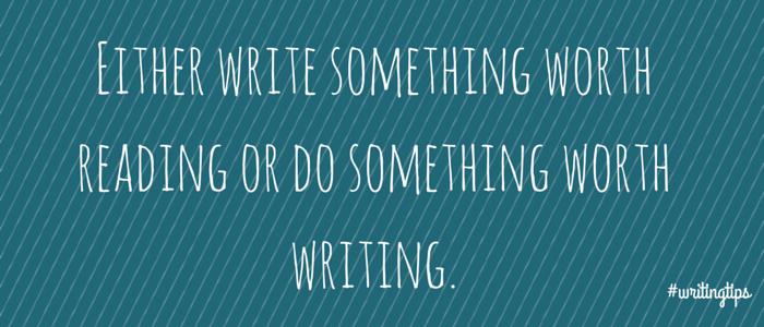 Freelance blogging tips