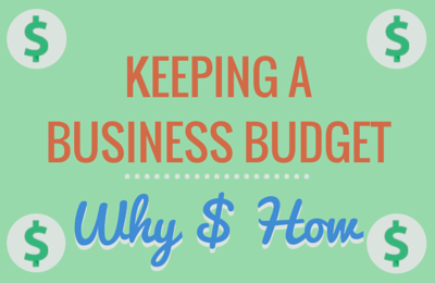 Keeping a freelance writing budget