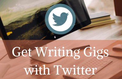 Get writing gigs with Twitter